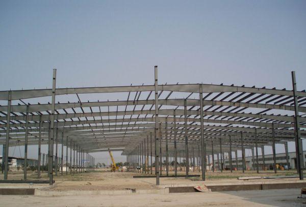 钢结构厂房|成品h型钢|钢结构二层|钢结构雨棚|广告