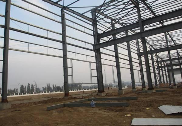 埃菲尔分析钢结构屋面防水是个系统工程