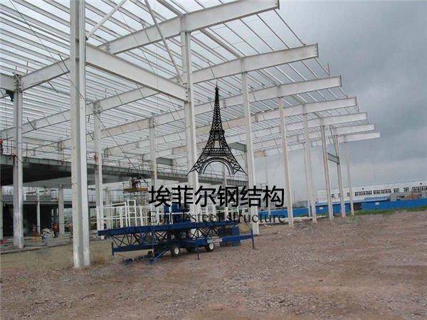 河北钢结构厂房:钢结构厂房设计——注意五点