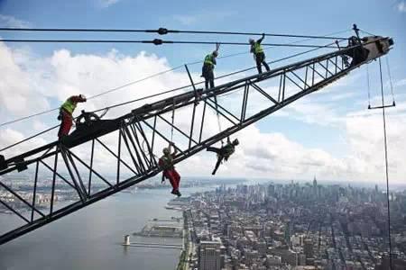 钢结构施工安全各项要求